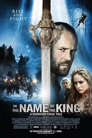 In the Name of the King - Theatrical release poster