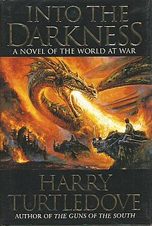 Into the Darkness (novel) book by Harry Turtledove