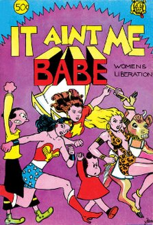<i>It Aint Me, Babe</i> (comics) comic book