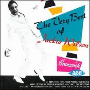 The Very Best of Jackie Wilson - Image: Jackie Wilson The Very Best of Jackie Wilson Ace (album cover)