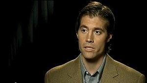 James Foley (journalist) - Image: James Foley in 2011