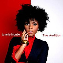 Janelle Monáe - The Audition (Album Cover).jpg