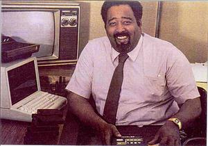 Jerry Lawson (engineer) - Lawson ca. 1980