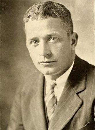 Joe Bedenk - Bedenk pictured in The Campanile 1926, Rice yearbook
