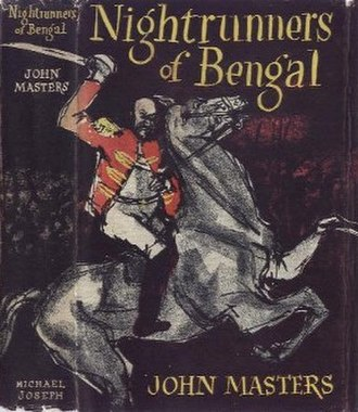 Nightrunners of Bengal - First edition