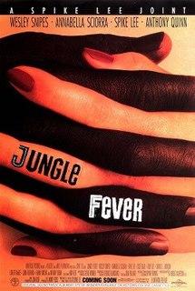 <i>Jungle Fever</i> 1991 film by Spike Lee