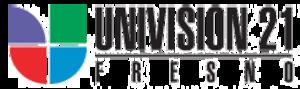 KFTV-DT - Former logo, used until December 31, 2012.