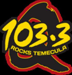 KTMQ - Image: KTMQ Q103.3 logo