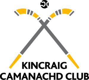 Kincraig Camanachd Club - Image: Kincraigcamanachdcre st 2014