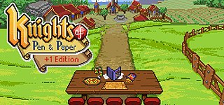 <i>Knights of Pen & Paper</i> 2012 role-playing video game