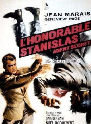 The Reluctant Spy - Image: L'honorable Stanislas, agent secret
