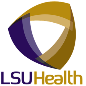 LSU Health Sciences Center New Orleans - LSU Health Logo
