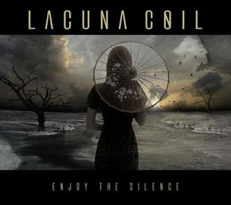 Enjoy the Silence - Image: Lacuna Coil Enjoy the Silence 2