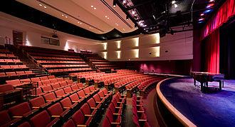 Chadwick School - Chadwick's 380 seat main theater