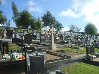 Conwal and Leck - New Leck cemetery