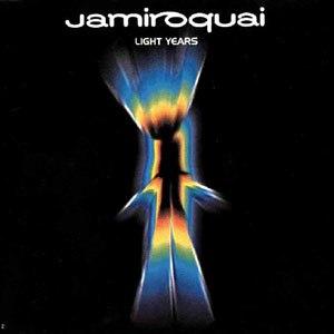 Light Years (Jamiroquai song) - Image: Lightyears JK
