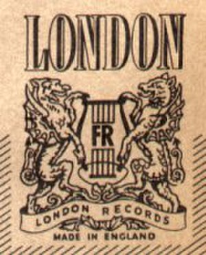 London Records - Gramophone era logo