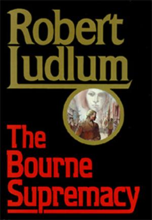 The Bourne Supremacy - Image: Ludlum The Bourne Supremacy Coverart