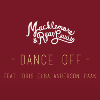 Macklemore & Ryan Lewis - Dance Off (studio acapella)