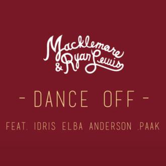 Macklemore & Ryan Lewis — Dance Off (studio acapella)