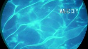 Magic City (TV series) - Image: Magic city title card