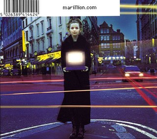 <i>Marillion.com</i> 1999 studio album by Marillion