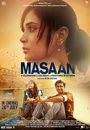 Masaan - Film poster