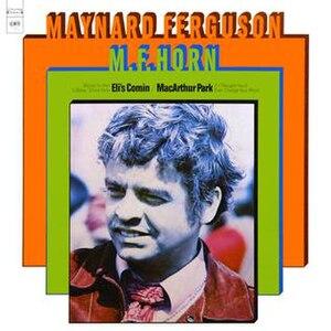 M.F. Horn (album) - Image: Maynard Ferguson M.F.Horn Alt