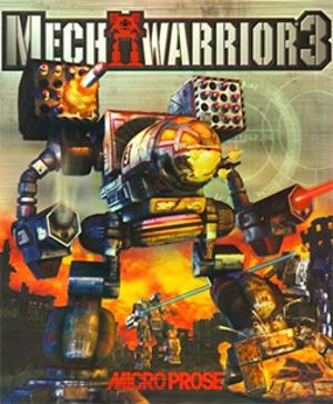 MechWarrior 3 - Image: Mech Warrior 3 Coverart