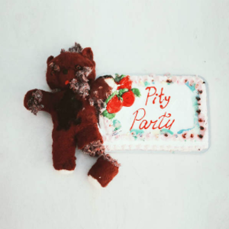 Pity Party (song) - Image: Melanie martinez pity party single cover