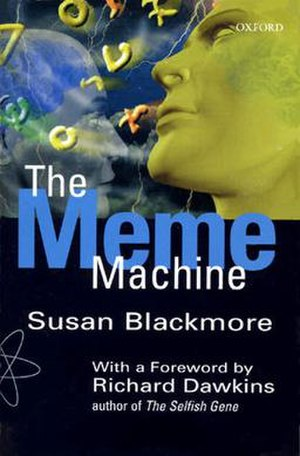 The Meme Machine - Image: Meme Machine cover