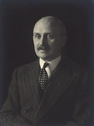 Michael Adeane, Baron Adeane - Adeane in 1953