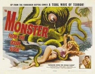 <i>Monster from the Ocean Floor</i>