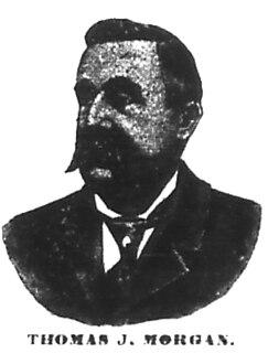 Thomas J. Morgan American labor leader