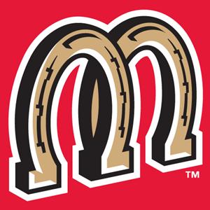 Billings Mustangs - Image: Mustangs Cap Logo