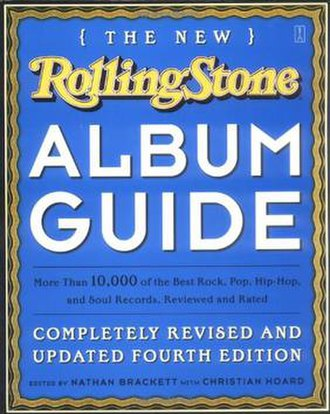 The Rolling Stone Album Guide - Image: New Rolling Stone Album Guide 2004