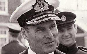 Nicholas Hunt - Admiral Sir Nicholas Hunt