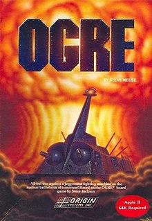 <i>Ogre</i> (video game) 1986 computer game