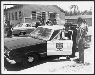 Puerto Rico Police - Image: PRPD OLD CAR