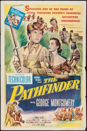 The Pathfinder (1952 film) - Image: Pathpos