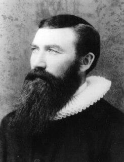 Gottlieb Bender Christiansen American priest
