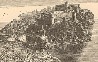 Capture of Rome - Pius IX lived in exile at the Castle of Gaeta from 1848 to 1850. Succeeding pontiffs have lived in the more secure Vatican apartments.