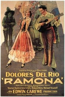 Poster of Ramona (1928 film).jpg