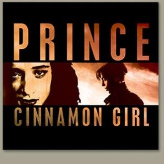 Cinnamon Girl (Prince song) - Image: Prince cg enhanced
