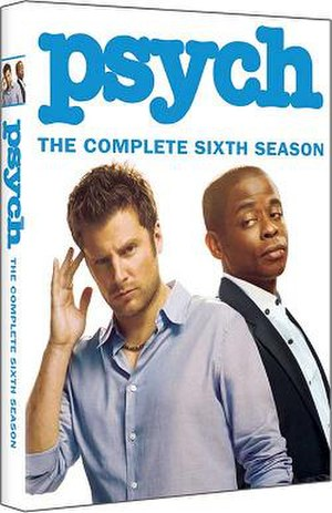 Psych (season 6)