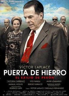 <i>Puerta de Hierro, el exilio de Perón</i>