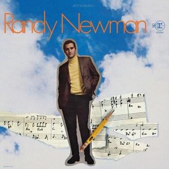 Randy Newman (album) - Image: Randy Newman Album