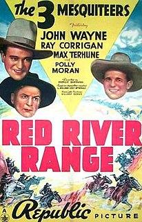 <i>Red River Range</i> 1938 film by George Sherman