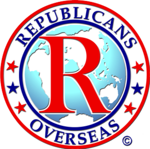 Republicans Overseas - Image: Republicans Overseas Logo