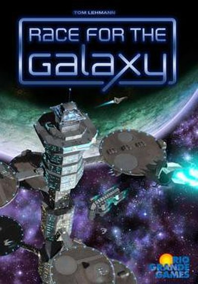 Picture of a game: Race For The Galaxy